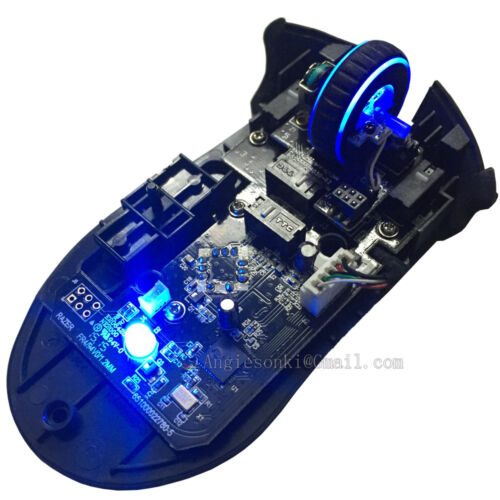 Razer Imperator 2012 4G/&3.5G Mouse Encoder Wheel Scroll Click Switches LED board