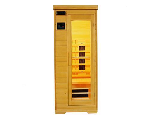 Ivar 1 Comfort Infrarot Wärmekabine Infrarotsauna Sauna Infrarotkabine Fonteyn