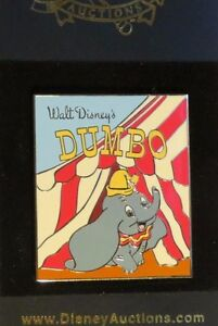 Image is loading DISNEY-AUCTIONS-DUMBO-FLYING-ELEPHANT-BOOK-COVER-BIG- & DISNEY AUCTIONS DUMBO FLYING ELEPHANT BOOK COVER BIG TOP CIRCUS ...