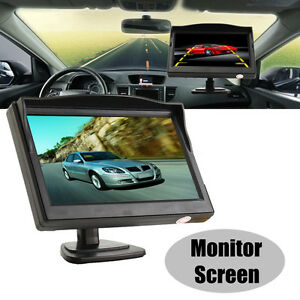5-034-Color-TFT-LCD-HD-Car-Rearview-Monitor-Screen-Reverse-Backup-Parking-Camera-AU