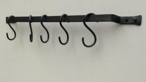 hooks hanging pots kitchen Utensil wall rack