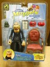 The Muppets Show series 6 STATLER action figure~Palisades Toys~Waldorf~MOSC
