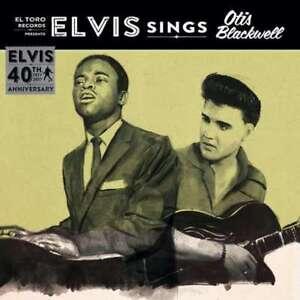Presley-Elvis-Sings-Otis-Blackwell-Nuovo-17-8cm