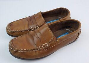 Florsheim kids Penny loafer leather