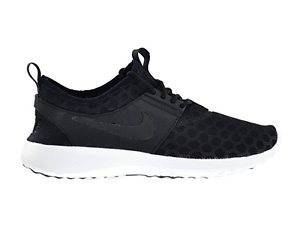 【Brand New】Nike Juvenate Women's Running Shoes Black/Black-White 724979-002  The most popular shoes for men and women