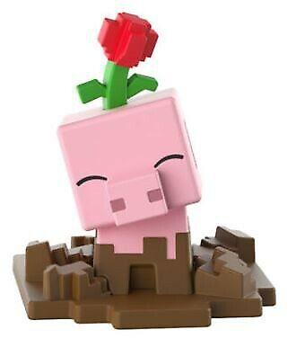 Loose Minecraft Earth Series 19 Moobloom Minifigure