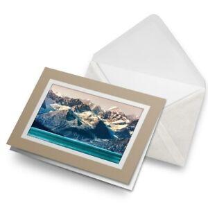 Greetings-Card-Biege-Glacier-Bay-Alaska-Mountains-3300