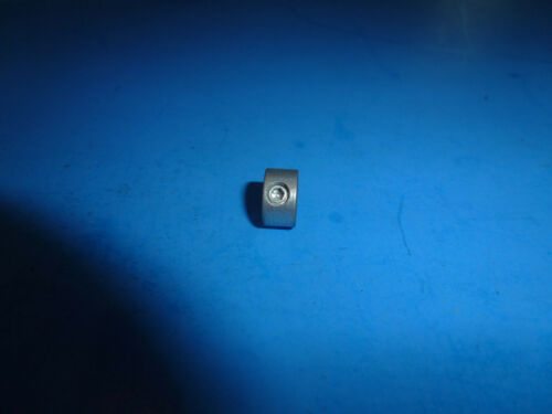 1//4 Bore Shaft Collar With Set Screw Hole Lot of 4 FREE SHIPPING WG1434