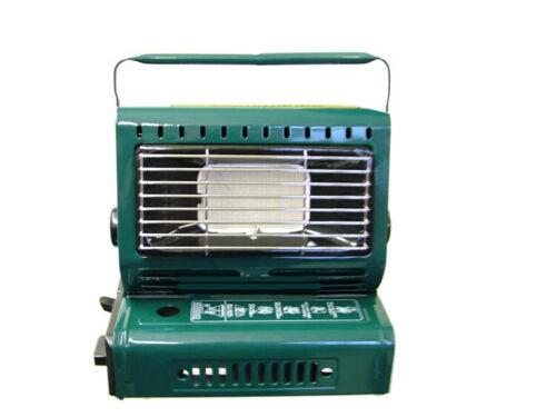 Portable Gas Heater Compact And Light Butane Cartridge 1.3 Kilowatt Camping Heat