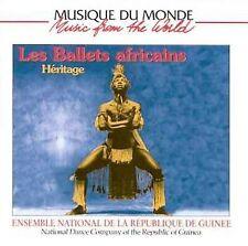 Les Ballet Africains: Heritage * by National Dance Company ( V G )