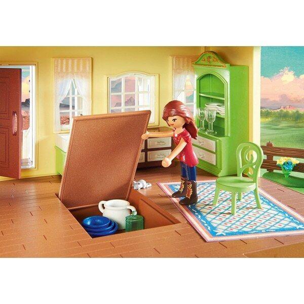 Playmobil 9475 9475 9475 DreamWorks Spirit Lucky's Happy Home ba6fbc