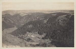 Gewissenhaft Postkarte Schwarzwald Feldberg Zastlerhütte Vom Turm Schrecklicher Wert