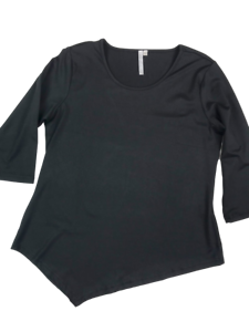 Lulu-B-Long-Sleeve-Top-Black-SPF-50