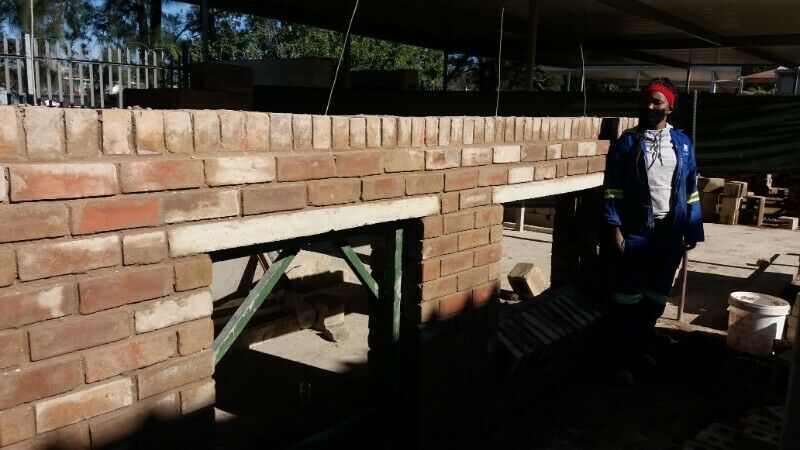 Bricklaying Training and Trade Test