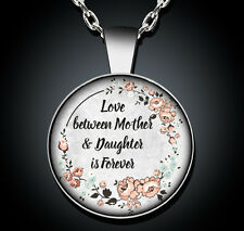 Mother daughter necklace mom silver pendant jewelry mothers day gift item 1 mother daughter necklace mom silver pendant new jewelry mothers day gift mother daughter necklace mom silver pendant new jewelry mothers day gift aloadofball Choice Image
