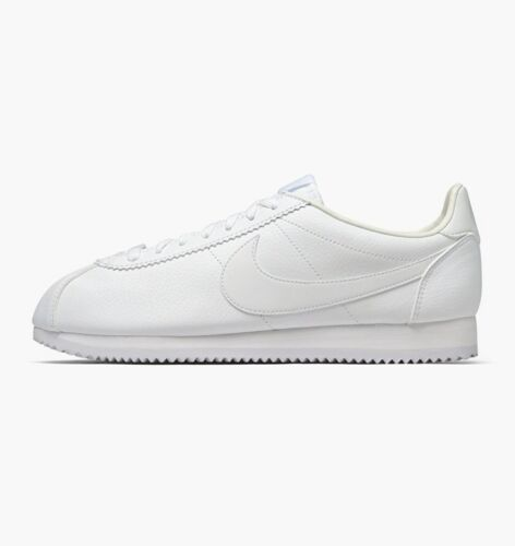 5 111 White Cortez 12 Classic Nike 749571 Uk Leather 11 wOPqTq