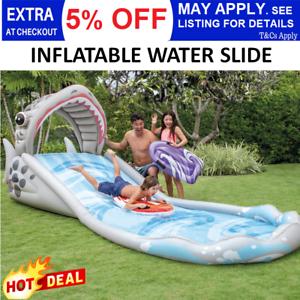 Intex-Surf-n-Slide-Inflatable-Kids-Water-Slide-Play-Center-Splash-Pool-Toy-Fun