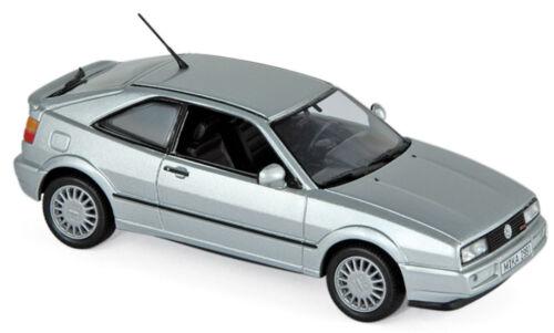 VW Volkswagen Corrado G60 1988-93 silver silber metallic 1:43 Norev