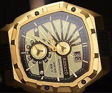 Renato Men's Mostro MK-11 Limited Edition Swiss Made Quartz Gold Tone Watch