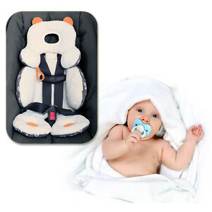 1xHead and Body Support Baby Infant Pram Stroller Car Seat Cushion America Stock
