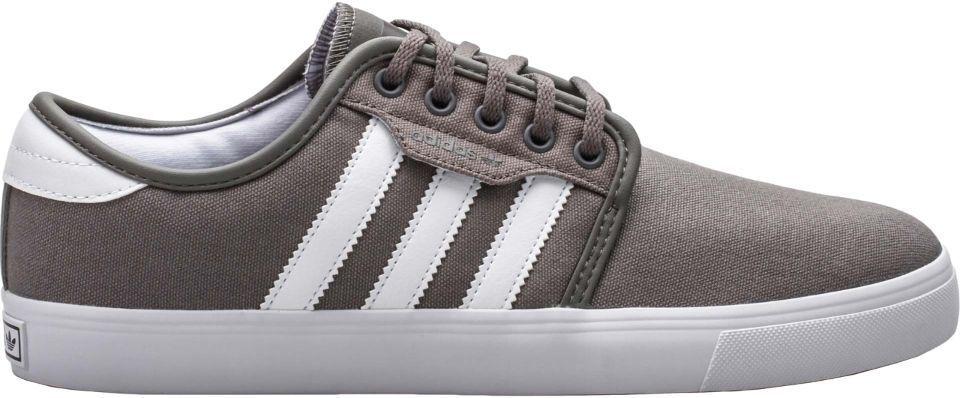 Adidas seeley (236) cenere grey bianco g66637 (236) seeley con lo skateboard scarpe da uomo 29ff73