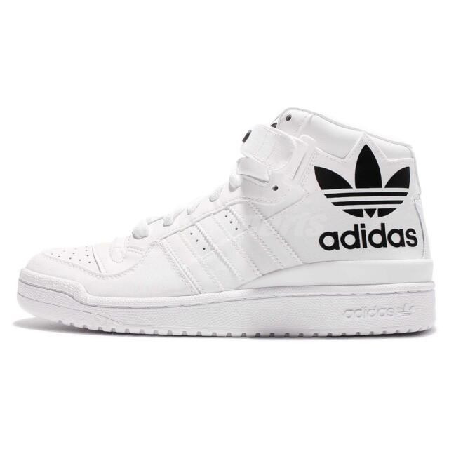 ... clearance adidas originals forum mid rs xl strap white black men shoes  sneakers s75968 a2104 36616 ... 161b49835163