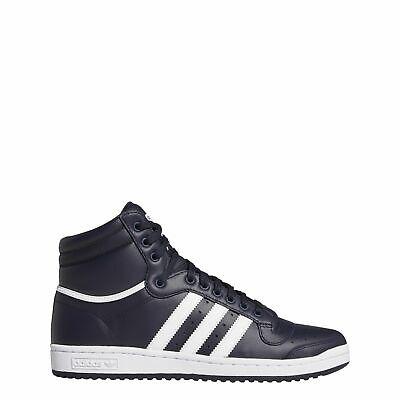 Adidas Originals Top Ten Hi Chaussures Hommes Baskets; Noir Lifestyle Taille UK 7 | eBay