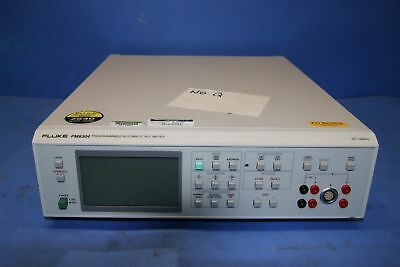 Used Fluke Pm6304 Programmable Automatic Rcl Meter 17564