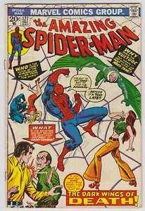 L6624-Asombroso-Spiderman-127-Vol-1-VG-VG-Estado