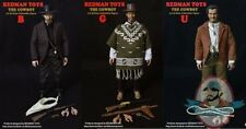 1/6 Redman Toys The Cowboy Set of 3 Action Figures