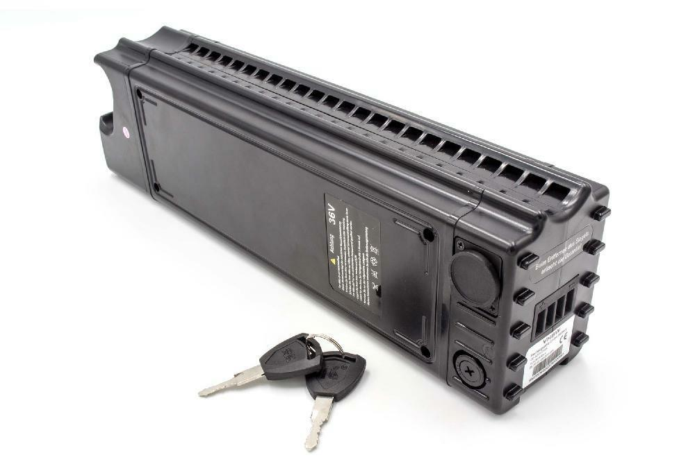 Akku Batterie E-bike Pedelec 10400mAh für Prophete Alu-City 28 Zoll ECC 400