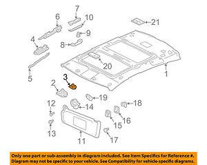 JAGUAR OEM 10-18 XJ Interior-Roof-Headliner Clip C2D22431