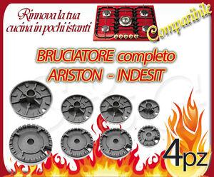 Bruciatore bruciatori cucina a gas ariston indesit franke - Cucina a gas ariston ...