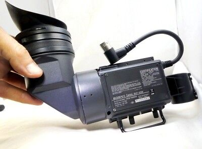 Energisch Sony Bvf-20w Elektronischer Sicht Finder Für Bvp 570/bvp 950 Camcorder Video Foto & Camcorder Camcorder-teile