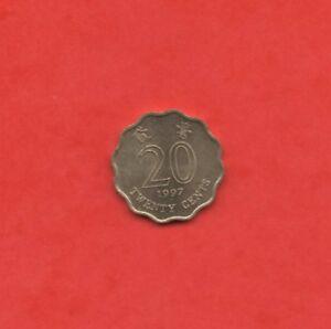 Hong Kong - 20 Cents 1997 (144)