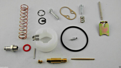BING Vergaser Reparatursatz CASAL Schwimmer Nadel Ventil 10/>15er repair kit