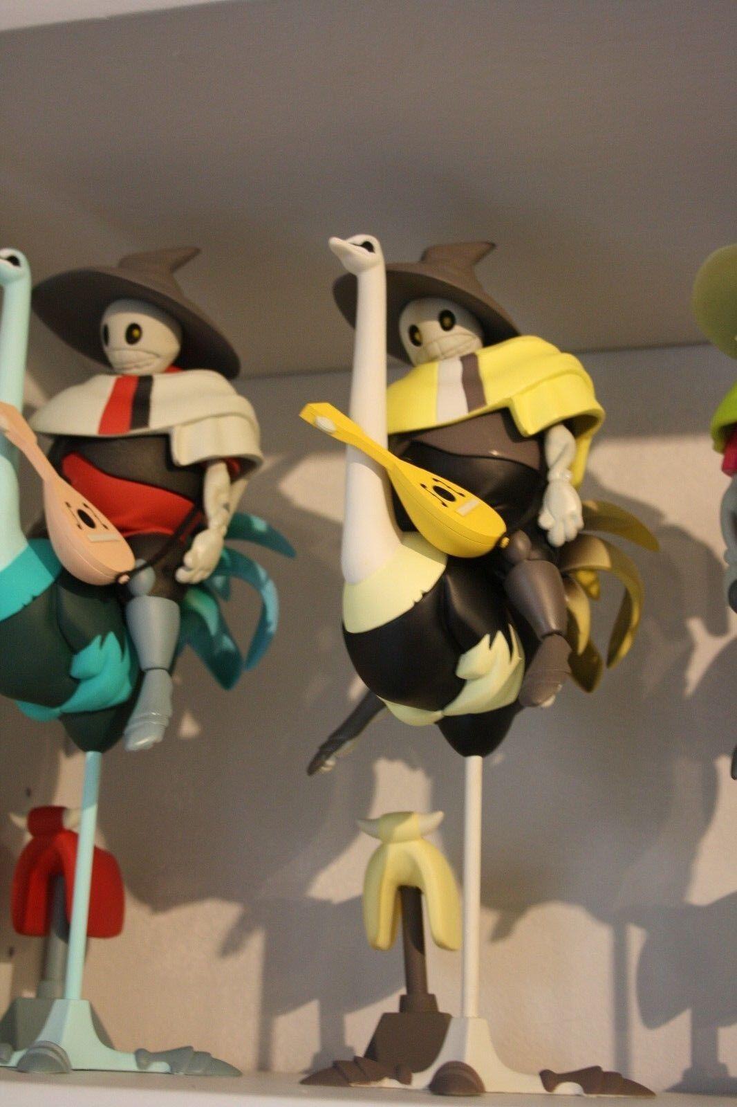 Johnny&Daniel MONAHAN Angels&Gringos Designer Toy  12  SANCHO Canary