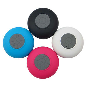 Mini-speaker-Bluetooth-Vivavoce-impermeabile-per-iPhone-5-5S-SE-SHBT