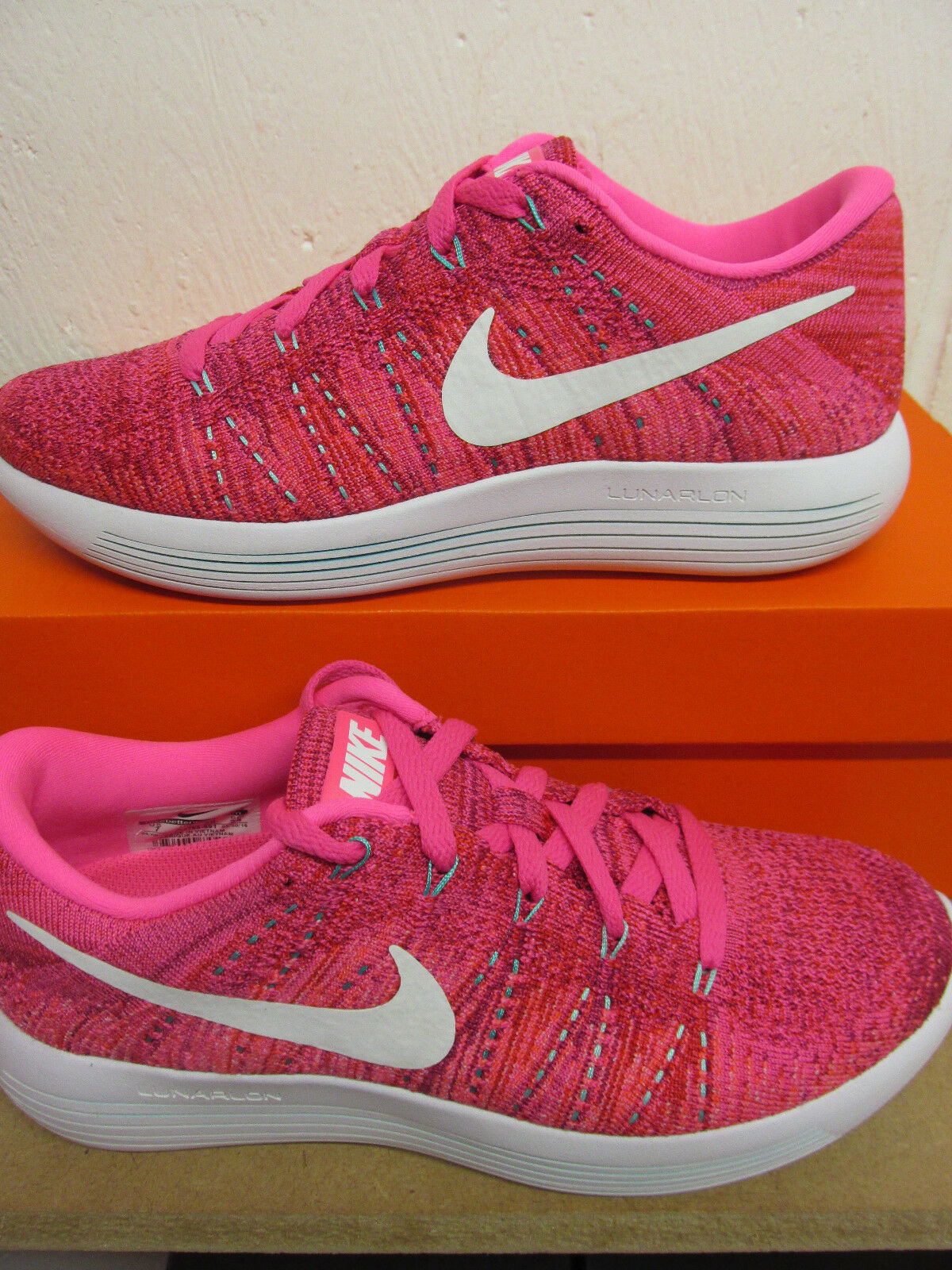 Nike Womens Lunarepic Low Flyknit Running Trainers 843765 601 Sneakers Shoes