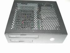 AOpen DE2700 mini-ITX Barebone, Atom N270, 1,6Ghz, 2xGLAN, 1GB RAM