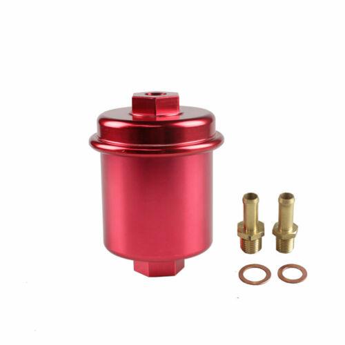 Car Sport High Flow Performance Fuel Filter Washable Filter for Honda CivicAumühle