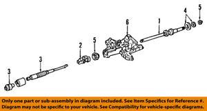 image is loading ford-oem-92-97-aerostar-steering-column-bearings-