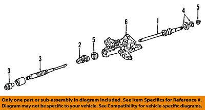 FORD OEM Steering Column-Bearing F3TZ3517A