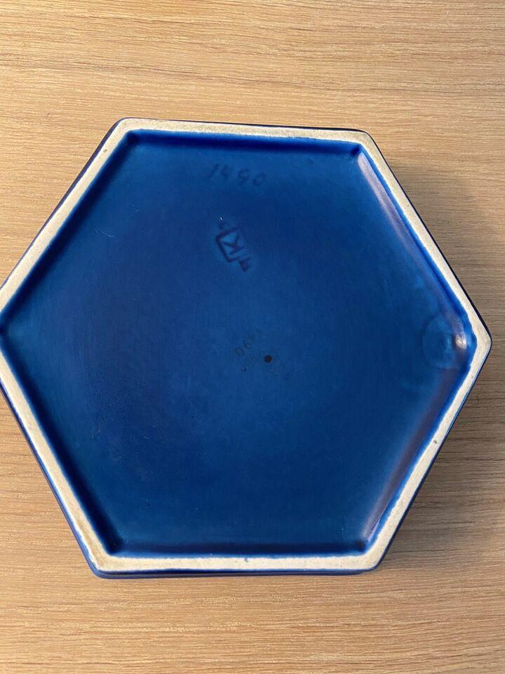 Porcelæn, Fad, Aluminia