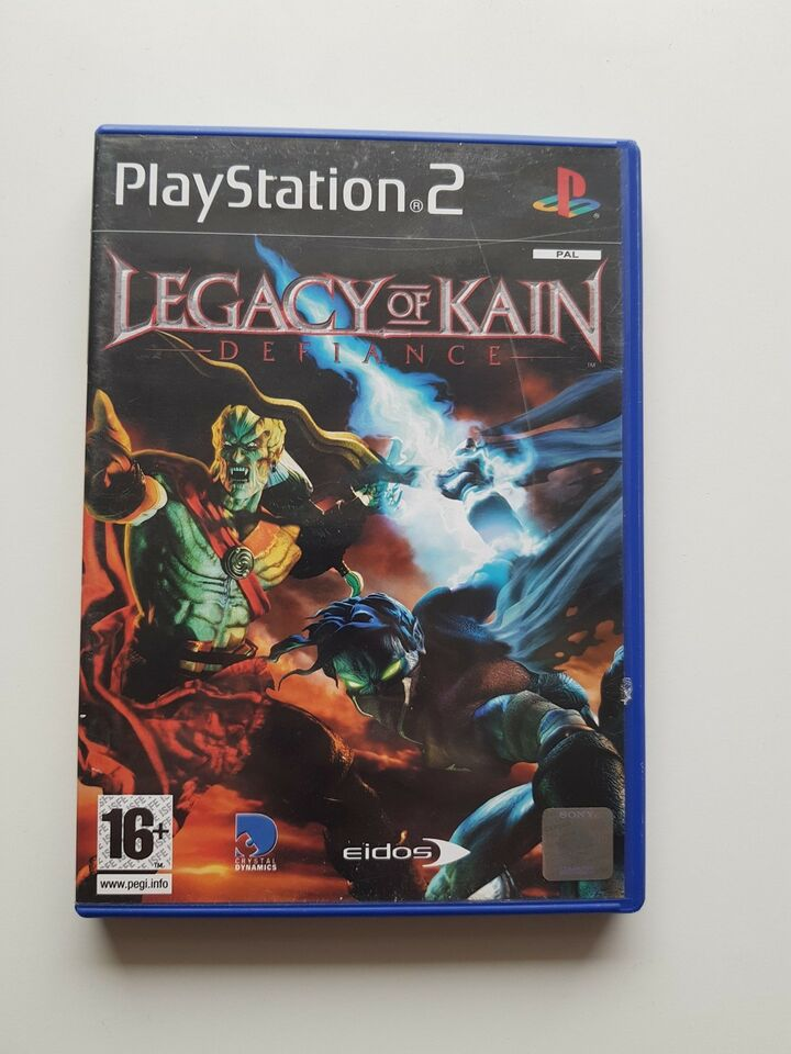 Legacy of Kain, PS2