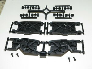 TKR9000 TEKNO RC EB48 2.0 BUGGY FRONT REAR A-ARM SET