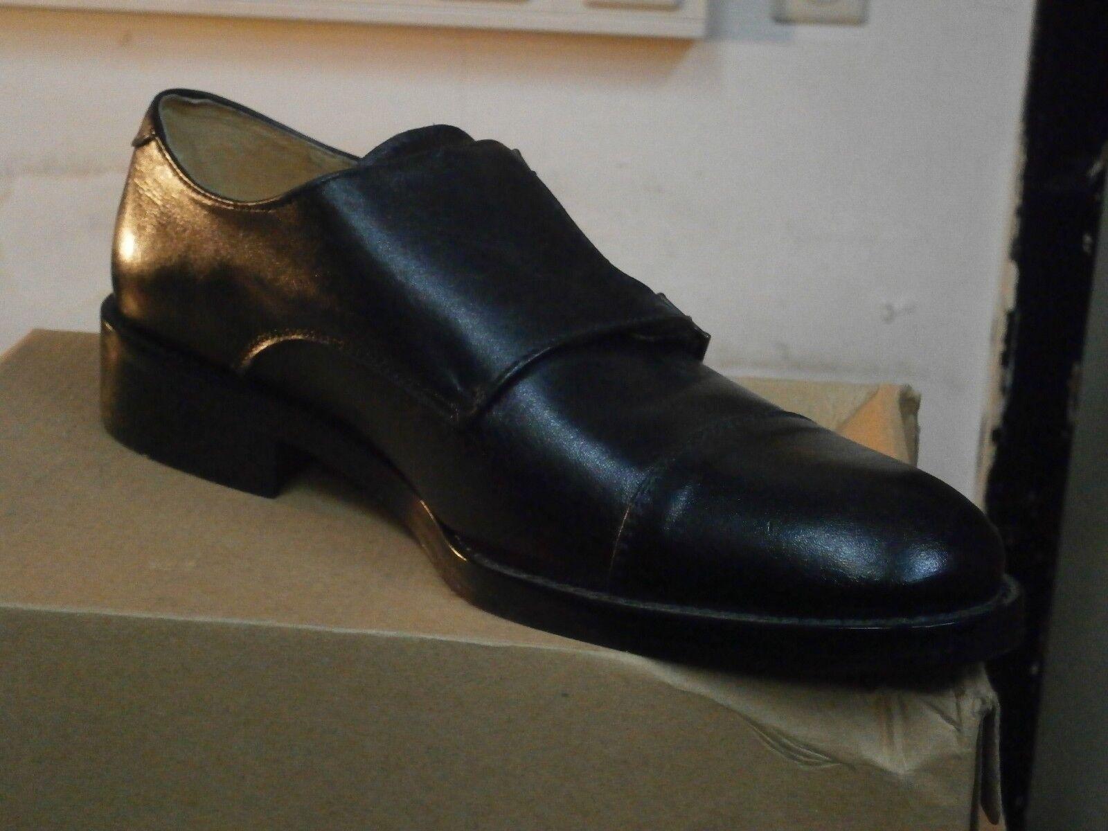 Herren schuhe / Italian shoes,  DAVID VITALE ELEGANT LEDER  SCHUHE.