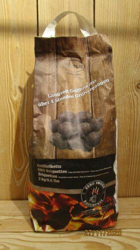 Rösle BBQ à long terme du Grill Briquettes 3 kg sac 50/% de remise