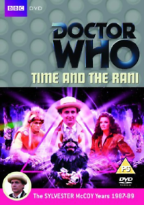 Sylvester-McCoy-Bonnie-Lan-Doctor-Who-Time-and-the-Rani-UK-IMPORT-DVD-NEW