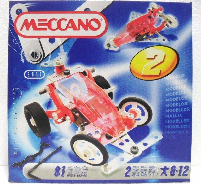 Meccano Motion System Cod. 83 2511